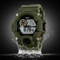 Quality 12 / 24 Hour Digital Mov't Multifunction Sport Watch For Mans for sale