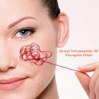 Quality anti-inflammatory palmitoyl tetrapeptide-7 in cosmetic peptide from manufacture for sale