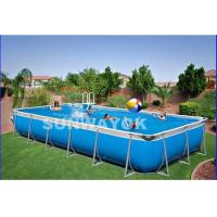 Best Custom Outdoor Durable Portable Swimming Pools For Kids On Ground wholesale