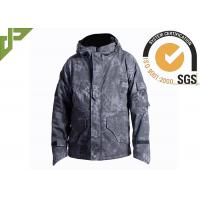 Quality Typhon Waterproof Military Tactical Jackets For Shooting 65% Polyester 35% Cotton for sale