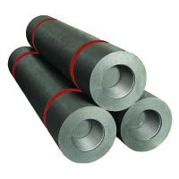Quality UHP 300/350/400/450/500/550/600 Graphite Electrodes for arc furnace China manufacturer for sale