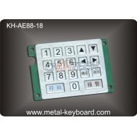Best Customized Keyboard Numeric Keypad with Rugged Stainless Steel Material wholesale