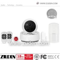 China Smart WiFi Home  Alarm System & wireless IP Camera home security Alarm system on sale