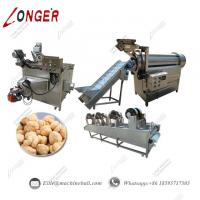 Quality Automatic Chickpeas Processing Line|Automatic Chickpeas Production Line| Hot Sale Chickpeas Making Machine for sale