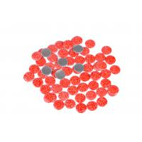 Buy Lead Free Loose Hotfix Rhinestones Glass Material 12 / 14 Facets With Multi Colors at wholesale prices