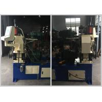 Quality Semi Automatic Pipe Rounding Machine Three Roller Drive Compact Structure for sale