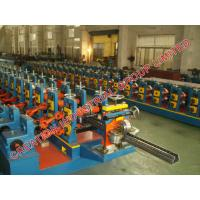 Quality Warehouse Storage Pallet Rack Roll Forming Machine 380V / 50Hz for sale