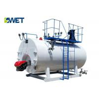 Quality Energy Saving Oil Fired Hot Water Boiler 95.36% Efficiency ISO9001 Approval for sale