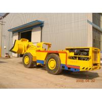 Diesel engine Underground LHD Mining Equipment for transporting excavated rock
