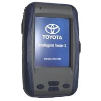 Best Digital Multimeter Forklift Diagnostic Tools , Toyota / Suzuki Intelligent Tester2 IT2 2013.12V wholesale