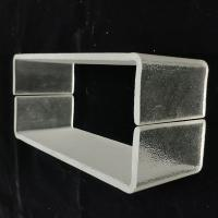 Quality High quality energy saving U Profile Channel Glass prices for sale