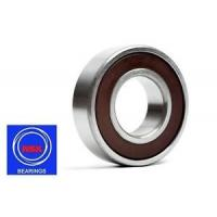 Quality 6307 35x80x21mm DDU C3 Rubber Sealed 2RS NSK Radial Deep Groove Ball Bearing for sale