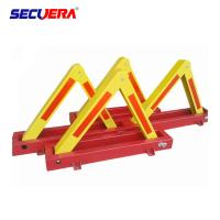 China Foldable Car Garage Parking Space Lock Anti Theft Durable Manual Reserve on sale