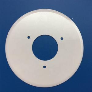 Quality Industrial ceramic zirconia circular knife Mechanical circular knife Blade for sale