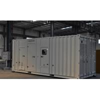 Quality generator set with refrigerated container plug socket for sale