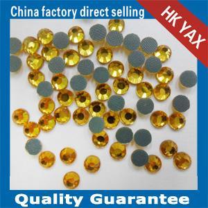 korea low lead hot fix rhinestones for garment,low lead rhinestone,lead free hotfix rhinestones