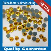 Buy korea low lead hot fix rhinestones for garment,low lead rhinestone,lead free hotfix rhinestones at wholesale prices