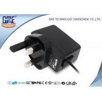 Quality 5V 2000mA AC DC Power Adapter 3 UK Prong Plug For Medical Machine for sale