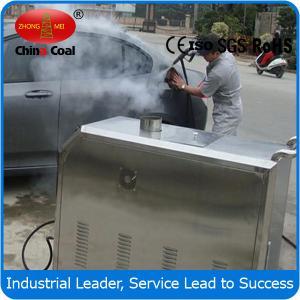 Quality 20bar 2 steam gun mobile steam car washing machine for sale