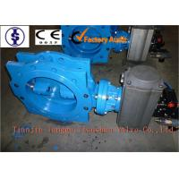 Quality Large Manual Wafer Electric Butterfly Valve Actuator EPDM , High Performance for sale
