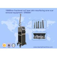 Buy cheap 10600nm Cool Beam Fractional Co2 Laser Machine For Acne Scar Stretch Mark from wholesalers