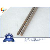 Quality Welding ASTM B702 RWMA Class 10 Tungsten Copper Rod for sale