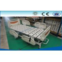 Quality Multifunctional ICU Patient Transfer Trolley With Mattress Base for sale
