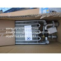 Best XCMG wheel loader ZL50G SPARE PART evaporator core 860118418 wholesale