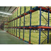 Quality High Density Pallet Storage Drive In Pallet Racking Corrosion Protection for sale