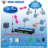 Buy KP Gsm sms rtu controller GPRS modbus data logger with 3g module S272 at wholesale prices