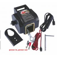 Best 12V DC Marine Portable Electric winch , 3000 LB Powerful Line Pulling wholesale