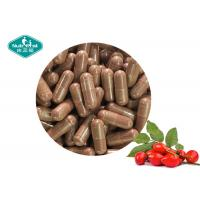 Quality Rose Hips 500mg Capsules / Tablets Helps Anti-inflammatory and Immune System for sale