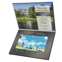 Buy 7 inch lcd video card for business promotion at wholesale prices