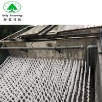 China Soft Cord Bio Filter Media For Sewage Treatment , Moving Bed Filter Media on sale