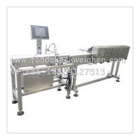 Quality check weighers ,high speed and precision online weight inspection equipment for sale