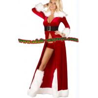 Best Hot Sexy Tube Baby Doll And Sexy Chiristmas Lingerie , Sweet Girls Babydoll Christmas Lingeries wholesale
