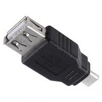 Quality USB 2.0 Adapter USB2.0 Type A Female to Micro B Male for sale