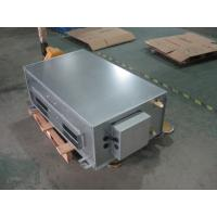 Quality High ESP Ducted Air Conditioning Unit , 800CFM 2TR 2 Pipe Fan Coil Unit for sale
