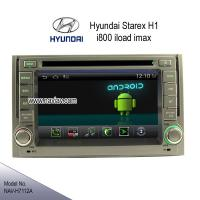 Best Android 4.2 Hyundai Starex H1 i800 iload imax radio Car DVD Player GPS navigation NAV-H7112A wholesale