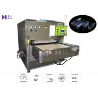 Quality Soft Crease PVC Box Making Machine with Auto Slide Table ,  600times/H for sale