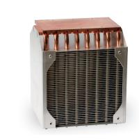 Quality Phase change air cooled radiator Heat Exchanger with Heat Pipe for power supply cooling solutions for sale