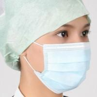 Quality Non Woven Face Mask Surgical Disposable Single Use Anti Dust Breathable for sale