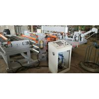 Quality PLC control  1.6mm-2.8mm Brick Force Wire Mesh Welding  Machine for building materials for sale