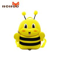 Quality NHB140 Nohoo new arrival bee style kids backpack for kindergarten children for sale