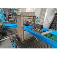 Quality Warehouse Box Beam Roll Forming Machine; New Type One-piece-frame Beam Rollformer for sale