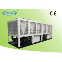 Quality Industrial Air Conditioner Commercial Chiller Units , Air Cooled Screw Chiller 675KW for sale