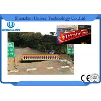 Quality Thickness Customized Traffic Spikes And Road Blockers PLC Function CE Approved for sale