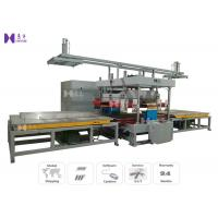 Buy cheap 50/60HZ High Frequency PVC Welding Machine HF Power 100Kw Pneumatic Tool Hanger from wholesalers