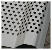 Quality Perforated Metal Sheet 2 With Steel Perforated Metal Sheet for sale