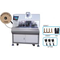 Buy cheap Factory Price Wire Processing Machine Automatic Terminal Crimping Press Terminal from wholesalers